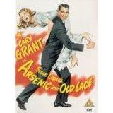 Lace dvd Filmer Arsenic and Old Lace [DVD] [1944]